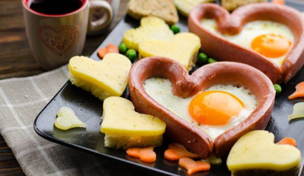 какие легкие блюда можно приготовить на завтрак