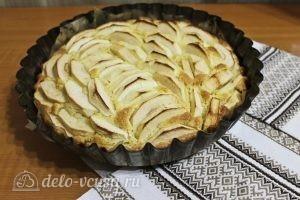 Цветаевский пирог с яблоками: Запекаем пирог