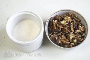 Ореховое пралине: Ингредиенты