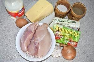 Фрикадельки в сыре: Ингредиенты