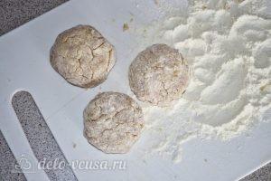 Фрикадельки в сыре: Формируем фрикадельки