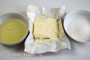 Масляный крем на швейцарской меренге: Ингредиенты