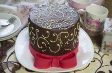 Медовый торт Пчелка