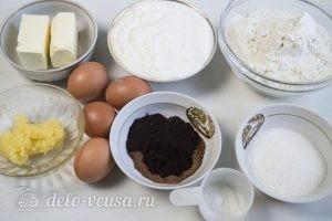 Медовый торт Пчелка: Ингредиенты