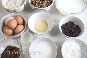 Муссовый торт с пралине: Ингредиенты