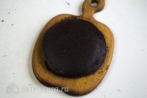 Муссовый торт с пралине: Остужаем корж