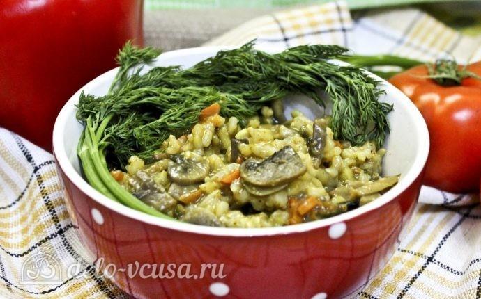 Блюда с грибами рецепты с пошаговым фото