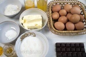 Торт Добош: Ингредиенты