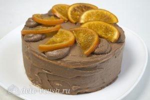 Торт Добош: Украсить торт