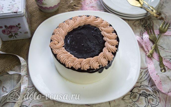 Рецепт торт-суфле птичье молоко