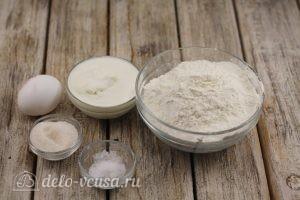 Блины на кислой сметане: Ингредиенты
