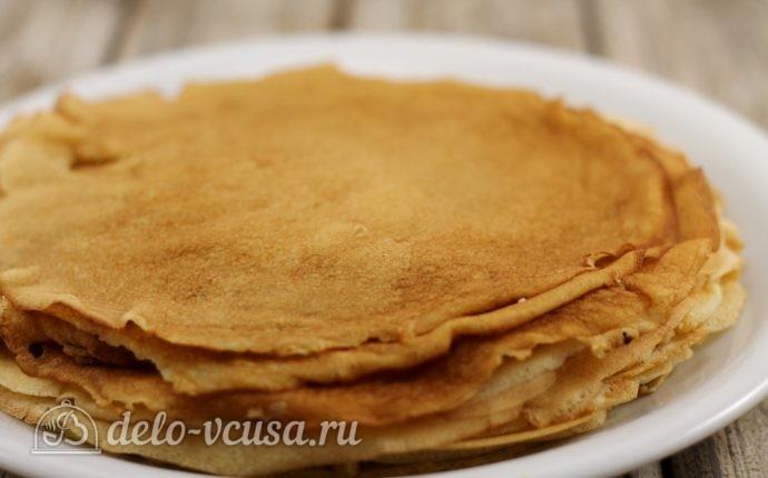 Блины с медом рецепт с фото – пошаговое приготовление медовых блинов