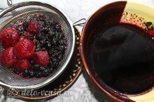 Пирожные с творожным кремом: Готовим сироп для пропитки