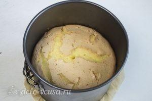 Бисквит на желтках: Остужаем бисквит