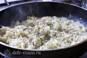 Капустные оладьи: Добавляем к капусте специи