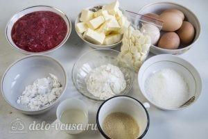 Клубничный торт-суфле: Ингредиенты