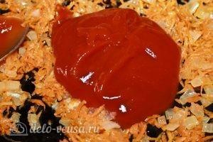 Ленивые голубцы в томатном соусе: Делаем соус