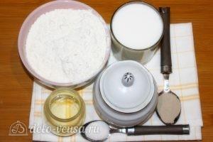 Пасхальные булочки: Ингредиенты