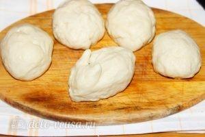 Пасхальные булочки: Сделать булочкам уши