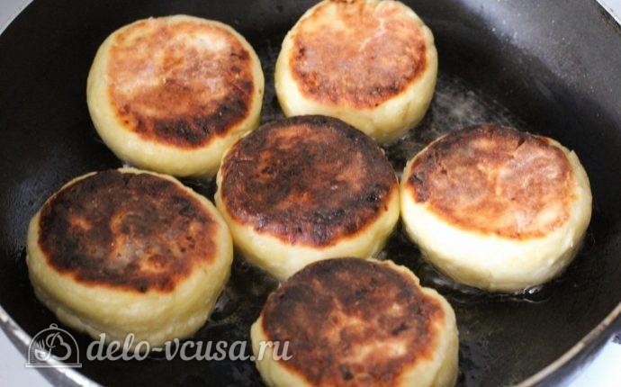 Сырники на сковороде рецепт с фото пошагово