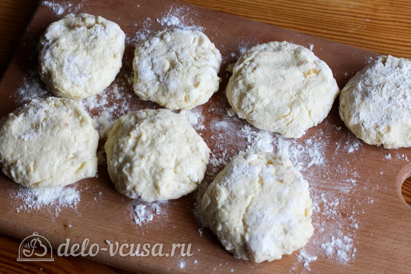 Рецепт вкусных сырников с манкой с фото