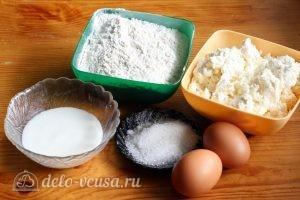 Сырники с йогуртом: Ингредиенты