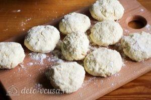 Сырники с йогуртом: Лепим сырники
