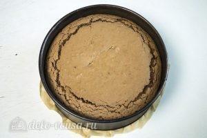 Бисквит на темном шоколаде: Остужаем готовый бисквит