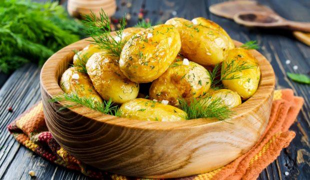 рецепт приготовления вкусной молодой картошки