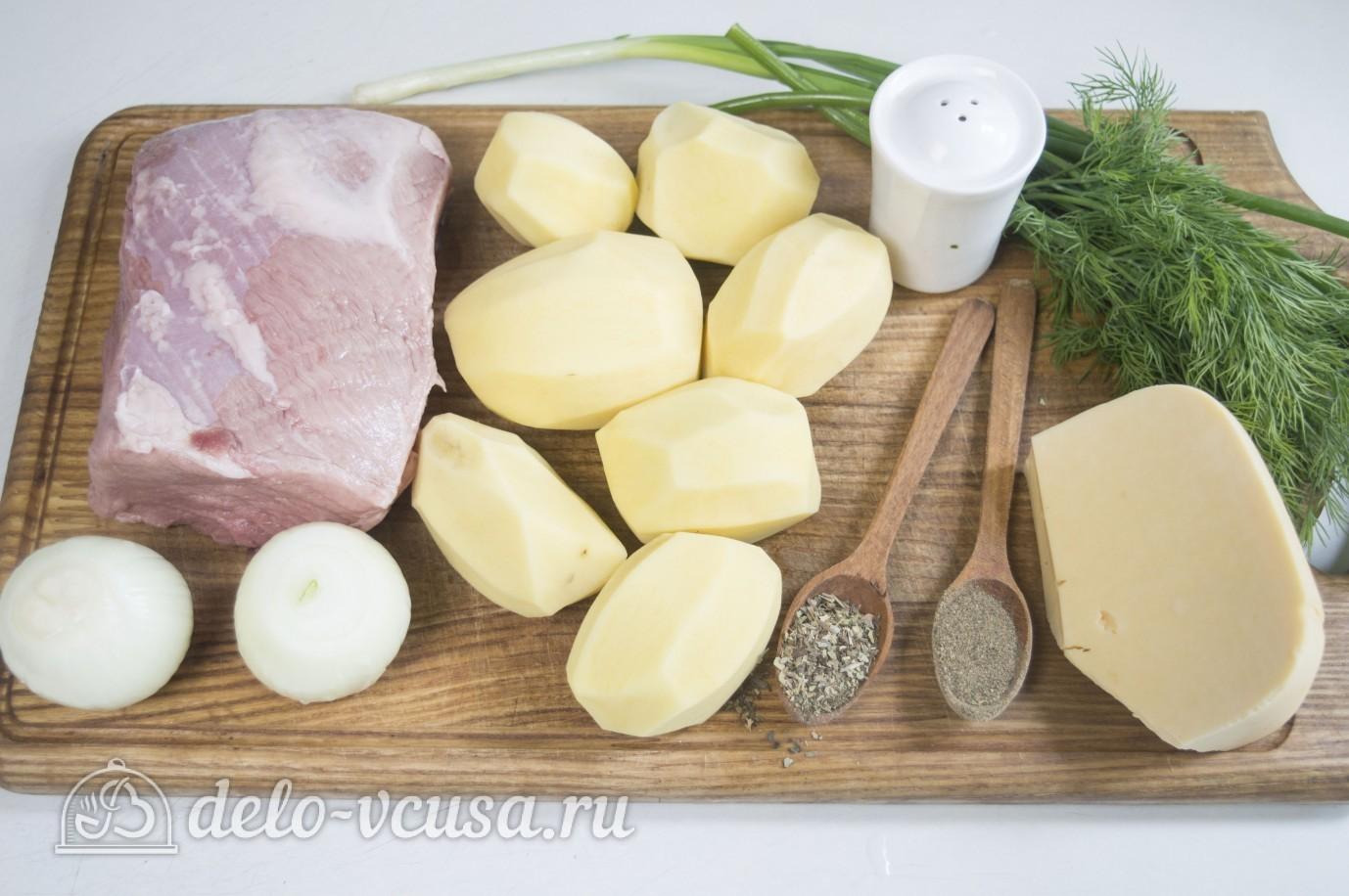 Фото рецепт мясо по французски из курицы