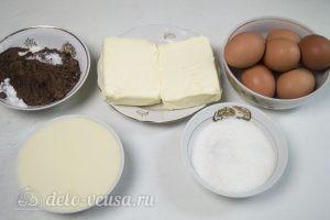 Шоколадный торт на сгущенке: Ингредиенты