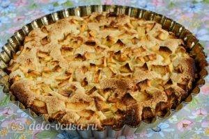 Быстрый яблочный пирог: Выпекаем пирог