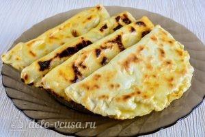 Чуду с картошкой: Смазать маслом