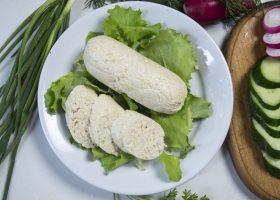 Сосиски куриные с сыром