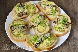 Горячие бутерброды со шпротами: Выпекаем бутерброды