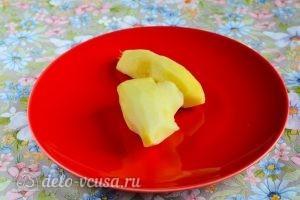 Имбирь с лимоном и медом: Чистим корень имбиря