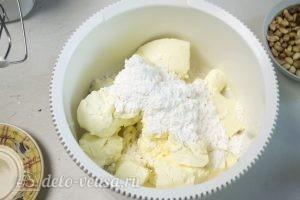 Карамельный чизкейк без выпечки: Взбиваем сыр