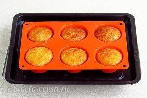 Апельсиновые кексы: Выпекаем кексы