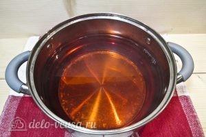 Клубничный компот на зиму: Варить сироп