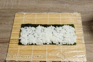 Роллы с авокадо Авокадо маки: Сварить рис