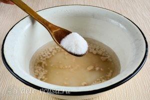 Сладкие булочки из дрожжевого теста: Добавить сахар