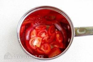 Суп из вермишели быстрого приготовления: фото к шагу 2