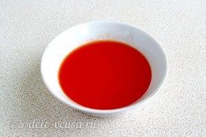 Суп из вермишели быстрого приготовления: фото к шагу 4