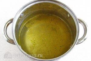 Суп из вермишели быстрого приготовления: фото к шагу 9