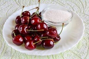Варенье из черешни без косточек: Ингредиенты