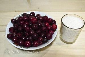 Вишня в собственном соку на зиму: Ингредиенты