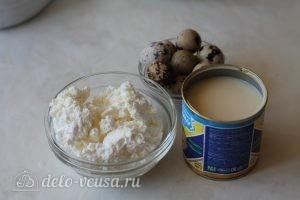 Творожная запеканка без муки: Ингредиенты
