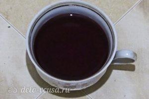 Чизкейк с вишней: Сделать желе