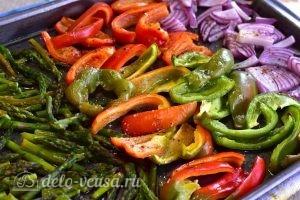 Быстрый гарнир из овощей: Запекаем до готовности