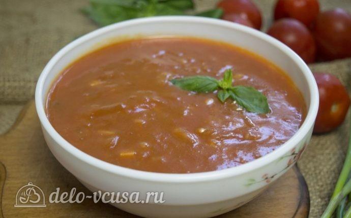 Томатный соус с базиликом